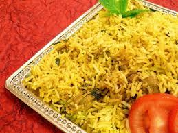 Biryani Decoration 10 Popular Vegetarian Biryani And Pulao Dishes Times Of India