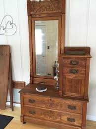 antique gentlemen u0027s dresser turned out great and lots of storage