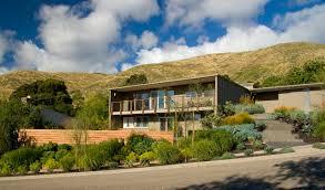 Mid Century Modern Landscaping by Mid Century Modern Midcentury Landscape San Luis Obispo By