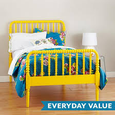jenny lind yellow bed the land of nod my wish list pinterest