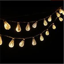 Patio String Lights Led Aliexpress Com Buy 3 3m 20led Battery Led Fairy Lights Led Metal