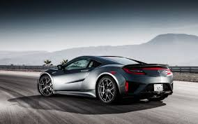 custom honda nsx wallpaper honda nsx acura nsx rear view 2017 cars honda acura