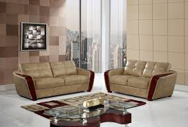 global furniture bonded leather sofa ufm206 sofa in ivory bonded leather by global w options