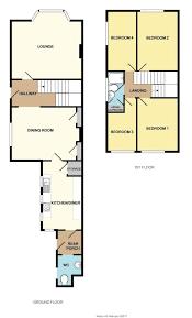 Nab Floor Plan 4 Bedroom Property For Sale In Decoy Road Newton Abbot Devon
