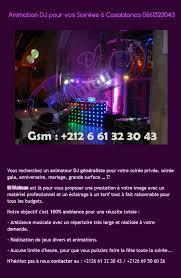 prix dj mariage dj professionnel pour votre soirée à casablanca 0661323043