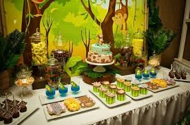jungle theme decorations king of the jungle baby shower theme decorations home party theme