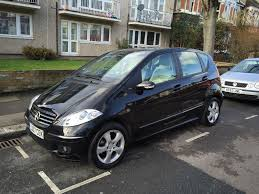 mercedes a class mercedes a class 2007 automatic 52000 mileage in walthamstow