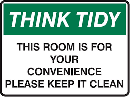 keep kitchen clean printable keep breakroom clean signs tidy signs this room