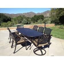 cast aluminum outdoor patio series 4000 44
