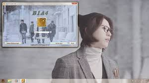 theme download for my pc b1a4 lonely windows seven theme download my kpop pc