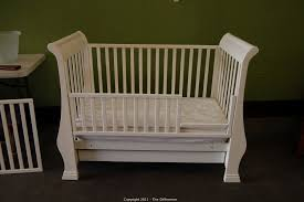 Convertible Sleigh Bed Crib by Bed U0026 Bedding Tremendous Design Of Pali Crib For Nursery
