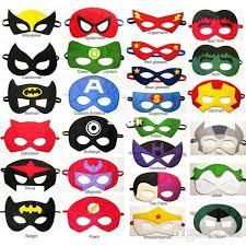 masks for kids new mask kids eyemask superman mask batman