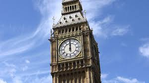 London Clock Tower by Big Ben Chimes Midday Noon 12 London Youtube