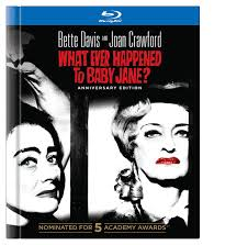 amazon com what ever happened to baby jane 50th anniversary bd