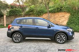 new maruti s cross facelift india launch this month