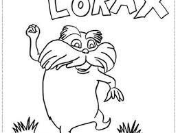 plantillas para colorear lorax the lorax coloring page powered