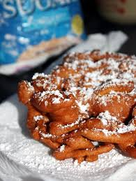 how to make funnel cakes at home street fair food week kitchn