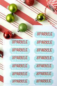 printable nail polish gift tags i heart nap time