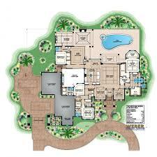 Mediterranean Floor Plans With Courtyard Home Designs With Courtyards Best Home Design Ideas