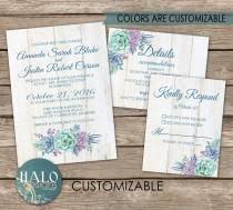 Succulent Wedding Invitations Invitations U0026 Stationery 25 Weddbook