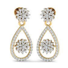big diamond earrings big diamond earrings sun sea jewellers