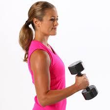 best arm workouts for a beginner popsugar fitness australia
