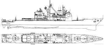 the blueprints com blueprints u003e ships u003e cruisers u003e uss cg 47