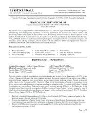 sample federal government resume example federal government cover