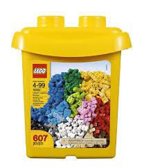 creative home theater 7 1 amazon com lego bricks u0026 more 10662 creative bucket toys u0026 games