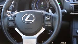 lexus diesel hibrido lexus rc300h f sport youtube