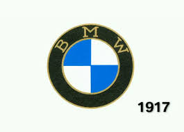 bmw logo evolution logo design