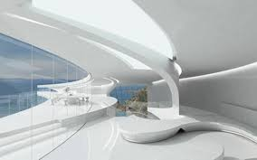 futuristic home interior futuristic house interior project inspiration