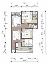 Saujana Residency Floor Plan Apartment New Launch At Aspire Residence Cyberjaya For Rm 330 000