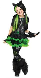 Monster High Halloween Costumes Girls Spooky U0026 Cute Halloween Costumes Tween Girls Will Love To Wear