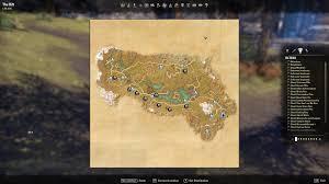 Eso Skyshard Map Npc Vampire Spawn S Ebonheart Pact U2014 Elder Scrolls Online