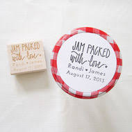jam wedding favors wedding sts wedding favors papersushi