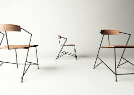 design furniture series minimalism minimal timber industrial