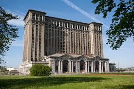 life returns to michigan central station for first time in decades