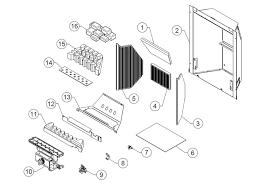 logic hotbox gazco spare parts