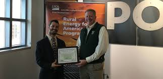 United States Department Of Agriculture Rural Development Rural Energy Center Finds Solutions For Colorado Ag Producers