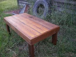rustic wood coffee table tres amigos world imports solid pine