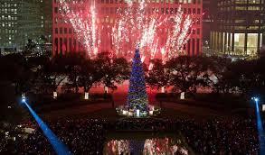 most popular christmas tree lights 98th annual mayor s holiday celebration tree lighting at city hall