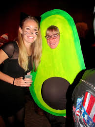 Halloween Costumes Pregnant Women 25 Avocado Costume Ideas Meme Costume Lol