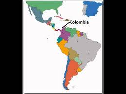 Map Of Countries In South America by Spanish Speaking Countries Youtube