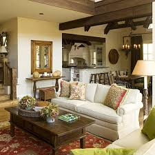 North Carolina Cottage Interiors  Southern Home Awards - Cottage family room