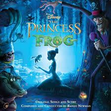 walt disney records princess frog lyrics