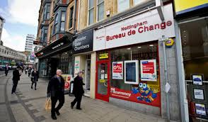 the shop bureau de change no 1 currency exchange nottingham speciality shop in nottingham