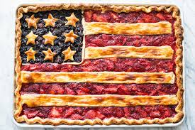 Pan American Flag American Flag Pie Recipe Simplyrecipes Com