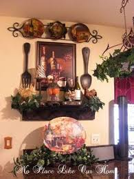 wine themed tuscan kitchen wall decor ideas home decor