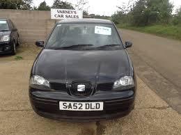 used seat arosa manual for sale motors co uk